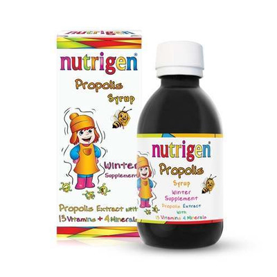 Nutrigen Childrens Propolis Syrup Winter Supplement 200ml