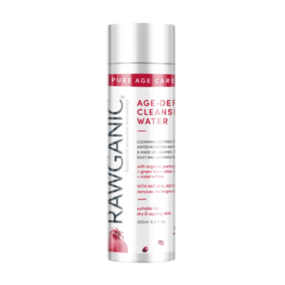 Rawganic Pure Age-Defying Cleansing Water 200ml