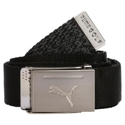 PUMA Golf Belt Reversible Web Black SS20