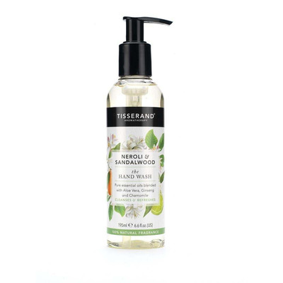 Tisserand Neroli & Sandalwood Hand Wash 195ml