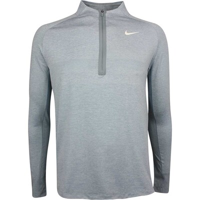 Nike Golf Pullover NK Dry Knit Statement Aviator Grey SS19