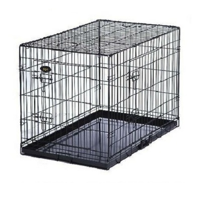 Dog Cage / Crate - Black