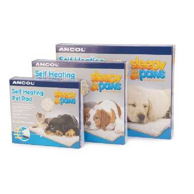 Ancol Self Heating Pet Pads
