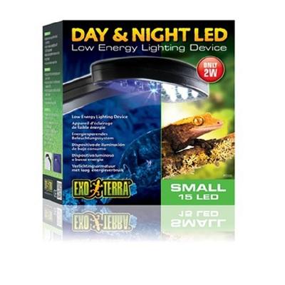 Exo Terra Day & Night LED Light Fixture
