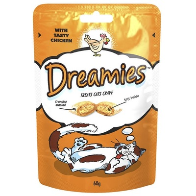 Dreamies 60G Cat Treats