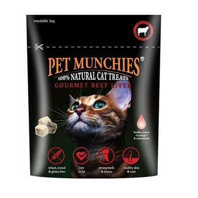 Pet Munchies Gourmet for Cats