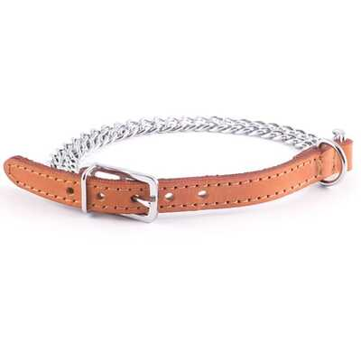 Ancol 2 Row Medium Dog Chain Collar