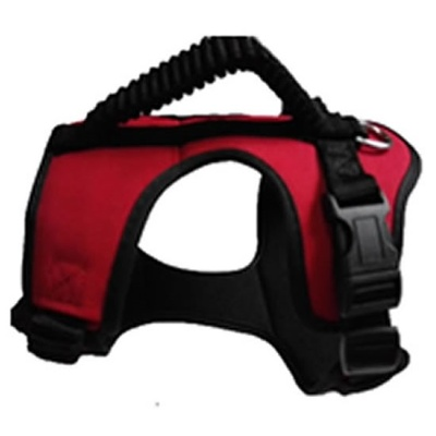 Lazy Bones Red Portable Harness