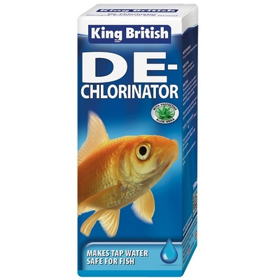 King British De-Chlorinator Treatment
