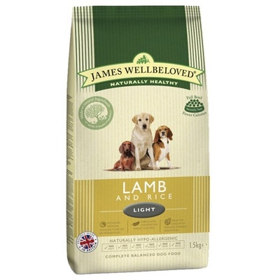James Wellbeloved Adult Light Lamb & Rice Dog Food