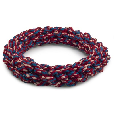 Ancol Recycled T-Shirt Rope Ring