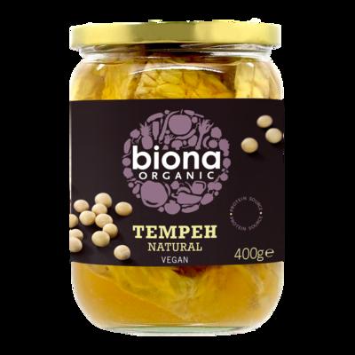 Biona Organic Natural Tempeh 400g