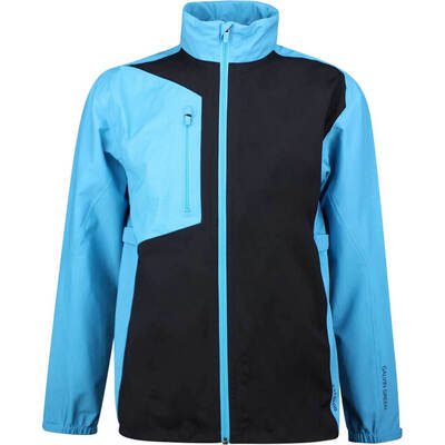 Galvin Green Waterproof Golf Jacket Andres Paclite Lagoon Blue 2019