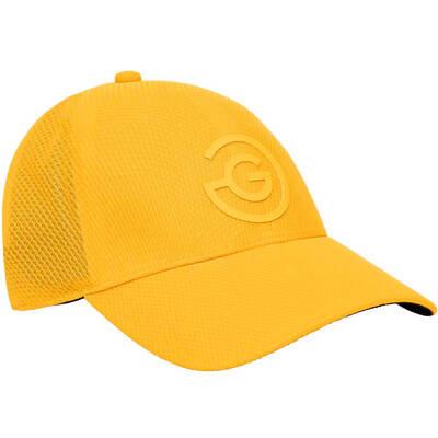 Galvin Green Golf Cap Seth Gold SS19