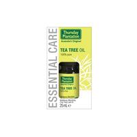 Pure Tea Tree Oil 25ml