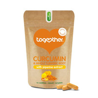 Curcumin & Whole Turmeric Root 30's
