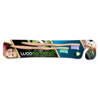 Kid's Sprout Bamboo Toothbrush (2 pack)