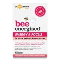BEE Energised, Energy & Focus 20's