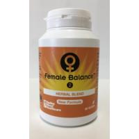 Female Balance Herbal Blend 60's