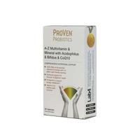 A-Z Multivitamin & Mineral with Acidophilus & Bifidus & CQ10 30's