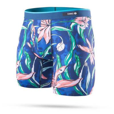 Stance Underwear The Boxer Brief Plumeria Wave 2019