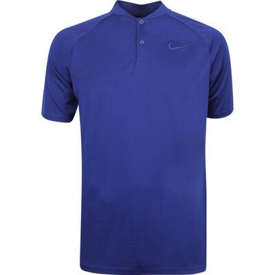 Nike Golf Shirt NK Dry Momentum Blade Blue Void SS19