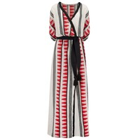 Delfoi Cover Up - Red & Black