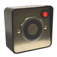 ASEC Wall Mounted Hold Open Magnet - 24V DC (new product)