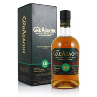 GlenAllachie 10YO Cask Strength Batch 2