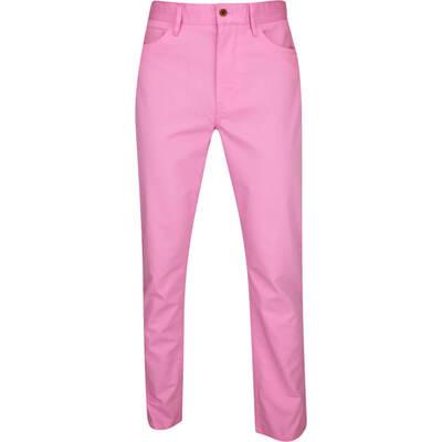 Ralph Lauren POLO Golf Trousers Five Pocket Pant Pink SS19