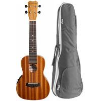 Islander Electro-Acoustic MC-4EQ Concert Ukulele + Free Padded Bag