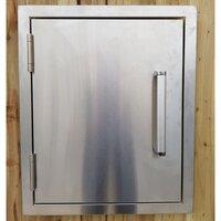 Draco Grills Stainless Steel Build-in Outdoor Kitchen Single door