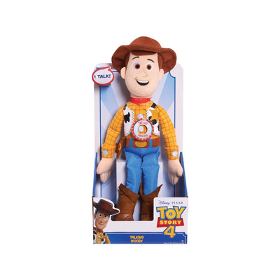 Toy Story 4 Woody Talking Plush