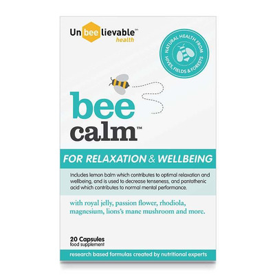 UnBEElievable Health Bee Calm 20 Capsules