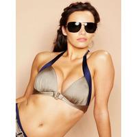 Pour Moi Marbella Padded Halter Bikini Top