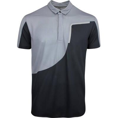 Galvin Green Golf Shirt Morty Black AW19