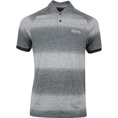 BOSS Golf Shirt Plade Pro Black FA19