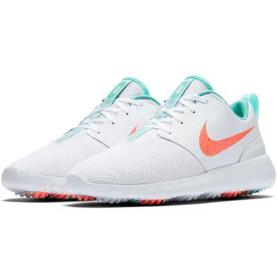 Nike Golf Shoes Roshe G White Hot Punch 2019