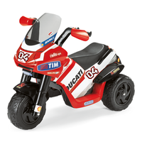 Peg Perego Ducati Desmosedici Kids 6v Ride On Three-Wheel Motorbike