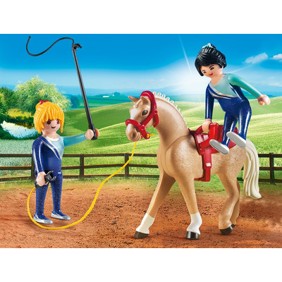 Playmobil Country Vaulting