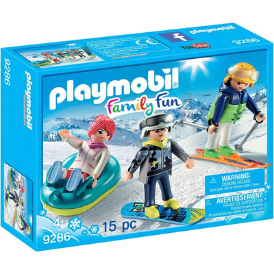 Playmobil Action Winter Sports Trio