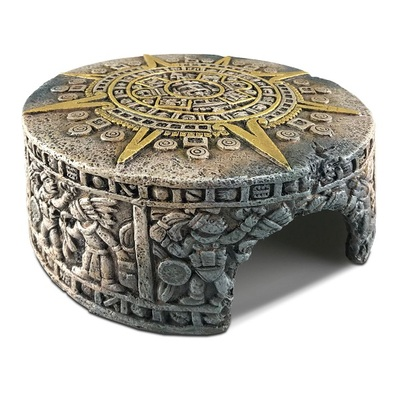 Exo Terra Aztec Calendar Stone Hide Out