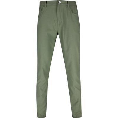 PUMA Golf Trousers 5 Pocket Jackpot Pant Deep Lichen Green SS20