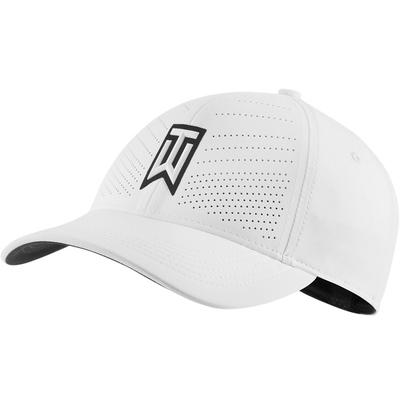 Nike Golf Cap TW Aerobill Heritage 86 White SS20