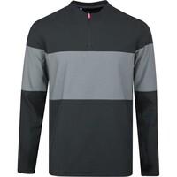 adidas Golf Jacket - Lightweight Windbreaker - Black SS20