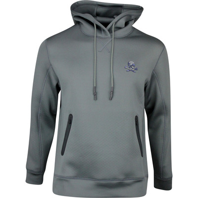 GFORE Golf Pullover G4 Tech Hoodie Charcoal SS20