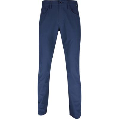 TravisMathew Golf Trousers Beckladdium Blue Nights SS20