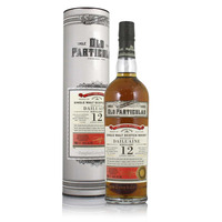 Dailuaine 2005 12 Year Old - Old Particular Cask #12429