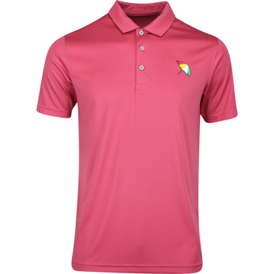 PUMA Golf Shirt Arnold Palmer Umbrella Polo Rapture Rose 2020