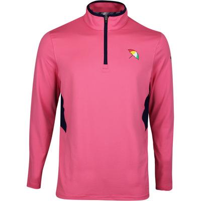 PUMA Golf Pullover Arnold Palmer Umbrella QZ Rapture Rose 2020